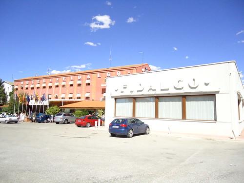 Calamocha (Teruel) | Hotel Fidalgo | Exterior