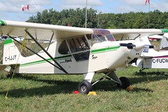 biplane(0.0), cessna 185(0.0), piper pa-18(0.0), cessna 150(0.0), cessna o-1 bird dog(0.0), cessna 152(0.0), flight(0.0), aircraft engine(0.0), aviation(1.0), airplane(1.0), propeller driven aircraft(1.0), wing(1.0), vehicle(1.0), light aircraft(1.0), ultralight aviation(1.0),