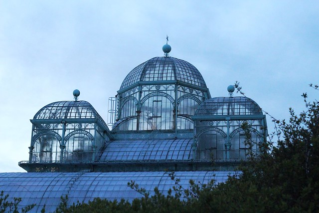 royal greenhouses brussels