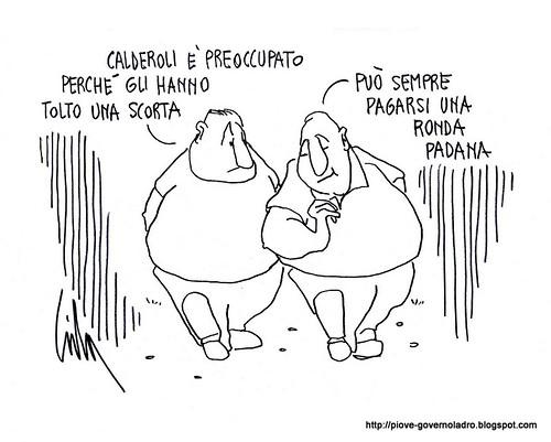 Scorta Padana by Livio Bonino