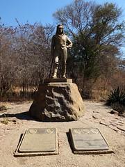 Dr. Livingstone Statue