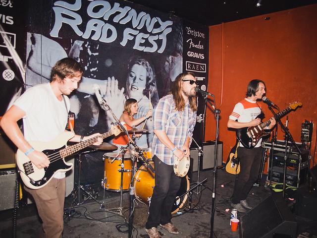 The Kabbs @ Johnny Rad Fest