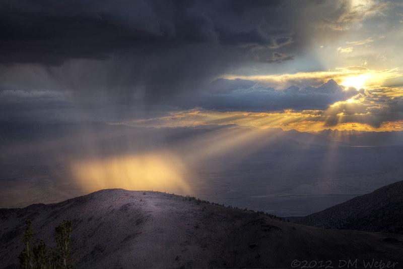 White Mountain Light Show