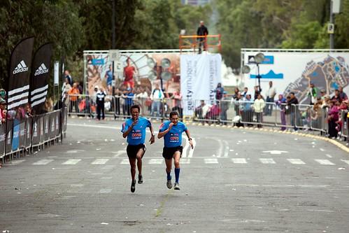 adidas celebra su primera carrera de 16K en la ciudad de México