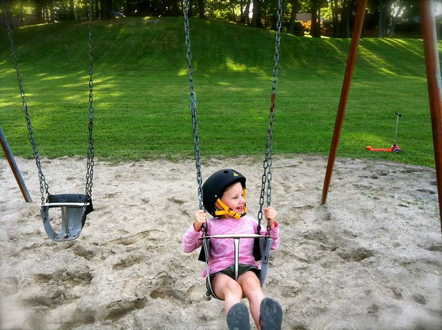 4 - Swinging Zed