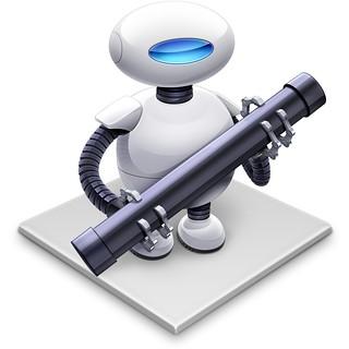 【Mac】SSHFSをAutomatorを使って自動接続する