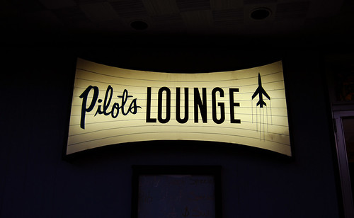 Pilots Lounge by Roadsidepictures