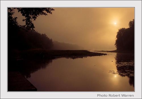 morning fog river landscape pentax quebec kodak riviere paysage brouillard matin ultramax vaudreuil esii tetenal c4135mm cnegc41