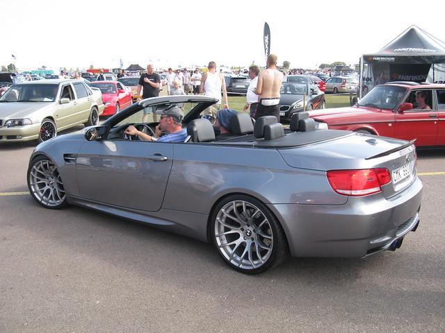 BMW M3 Cabrio (E93)