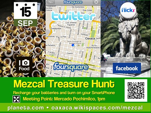 Sep 15 Mezcal Treasure Hunt