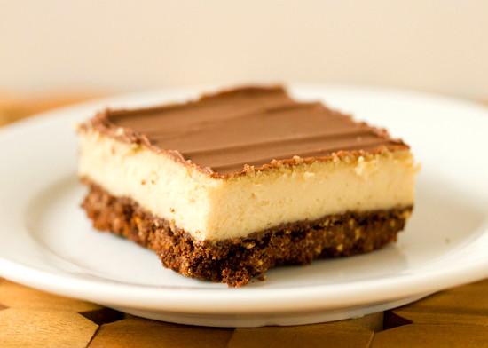Brown Eyed Baker Chocolate Cheesecake