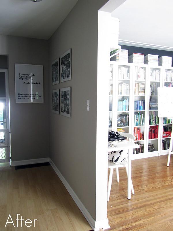 Antes y después de una casa low cost . la garbatella: blog de ...