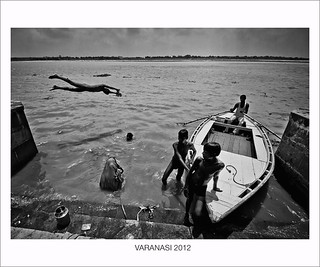 ghats of varanasi explored # 145 22nd Aug, 2012