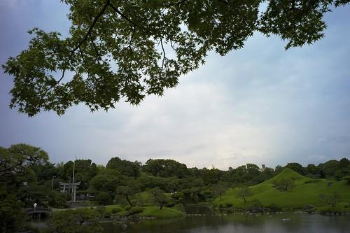 2012夏日大作戰 - 熊本 - 水前寺成趣園 (11)