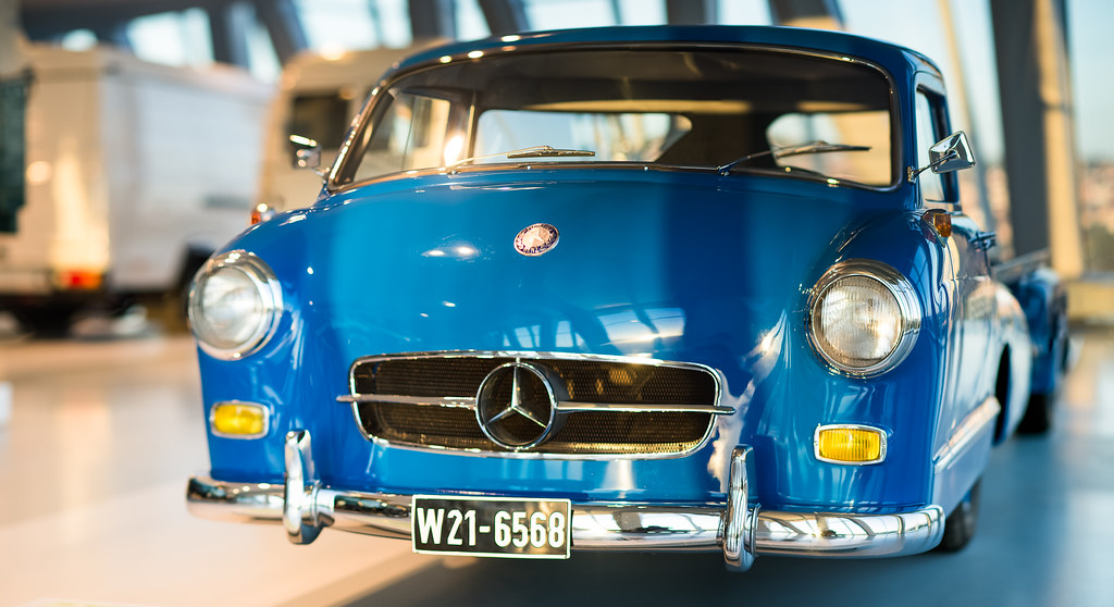 A Night at the Museum - Mercedes-Benz Museum