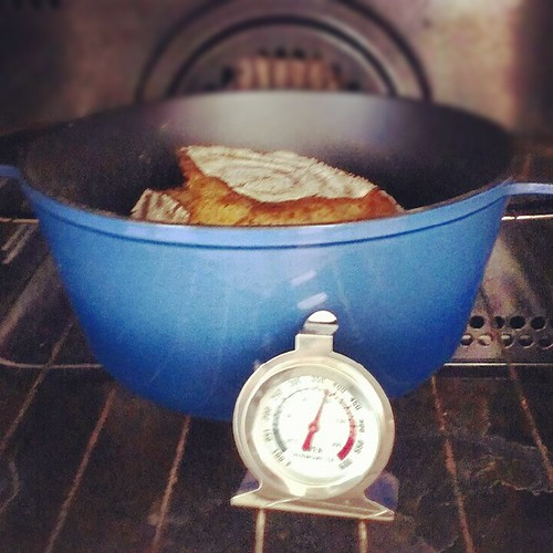 Hornear en cocotte un gran descubrimiento el panadero casero - Cocinar en cocotte ...