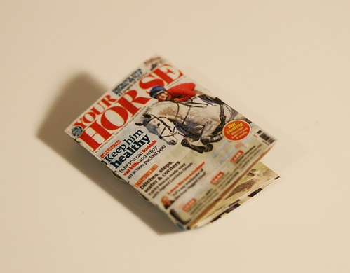 1/12th scale 'Your Horse' magazine