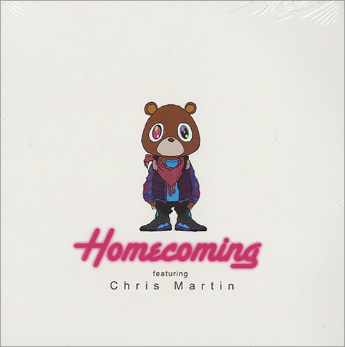 Kanye West Feat. Chris Martin - Homecoming