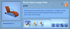 Sunny Days Lounge Chair