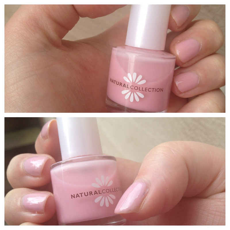 Natural Collection Pink Manicure