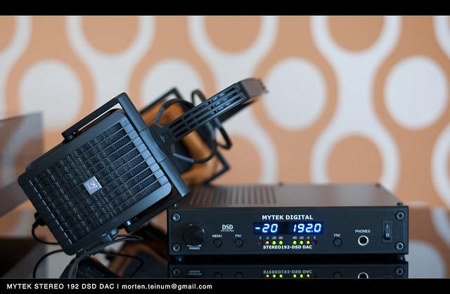 Mytek Stereo 192 DSD DAC
