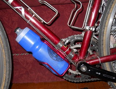 Bottle cage kludge of the day