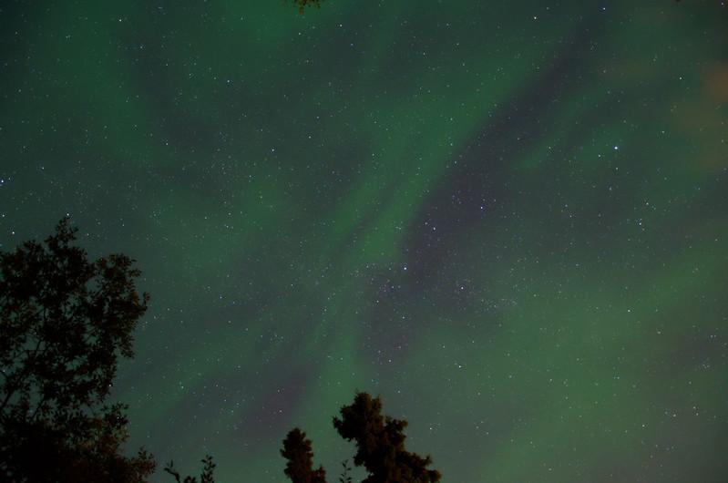 1st aurora shots of the season