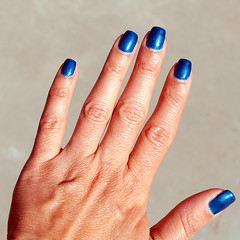 hand, nail care, finger, aqua, nail polish, nail, blue, manicure, cosmetics,