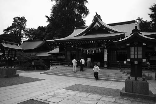2012夏日大作戰 - 熊本 - 出水神社 (3)