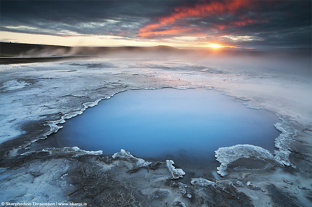 Hveravellir - Central Highlands of Iceland