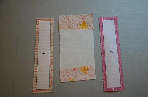 Proverbial Quilt Along - Freezer Paper templates