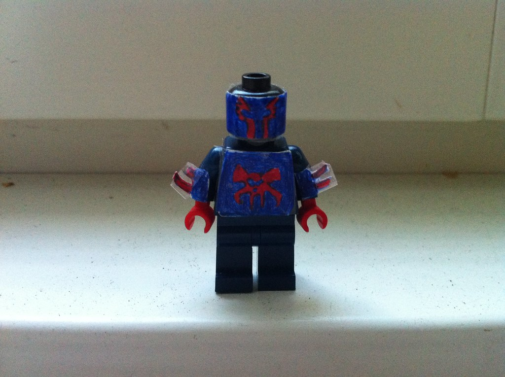 lego spiderman 2099 - photo #2