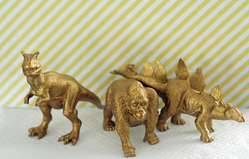 gold(ed) toys