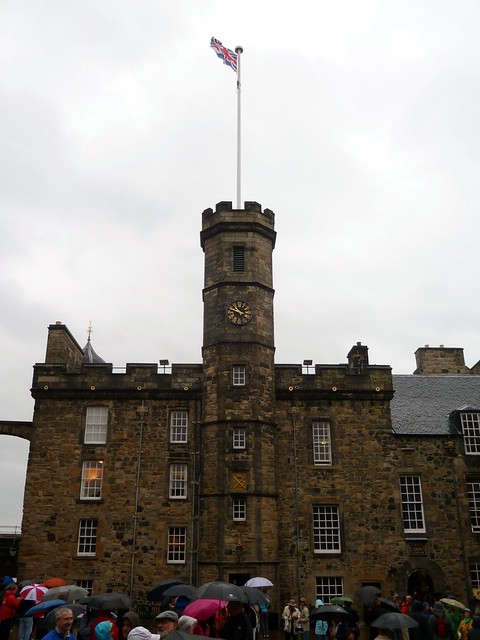 Royal Apartments, Edinburgh Castle