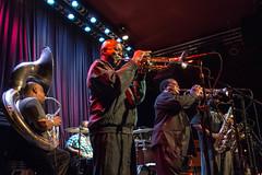 The Dirty Dozen Brass Band @ Dimitriou's Jazz Alley by Johan Broberg