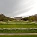 gardens - time jump Jardin des Plantes, parterre in front of grande galerie d'evolution