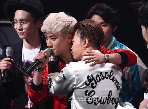 Big Bang - Mnet M!Countdown - 07may2015 - Sporbiz - 03