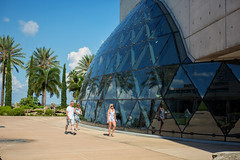 The Dali Museum in St. Petersburg, Fl
