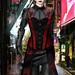 Morphial, cyberpunk style
