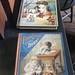 Antique children's books.