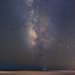 Folly Beach Labor Day Night Sky 2016 by joel8x