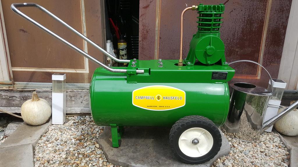 Vintage Campbell Hausfeld Air Compressor : Th njimid tor s most interesting flickr photos picssr
