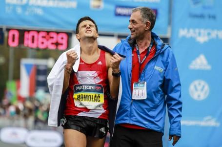 Ústecký půlmaraton ovládl skvělý Keňan Kipyego, vešel se pod hodinu