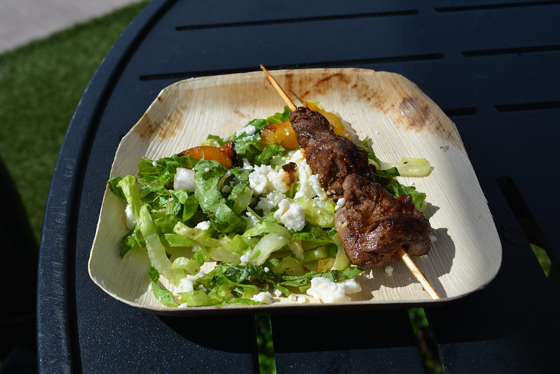 Steak Kabab fro The Chew Collective