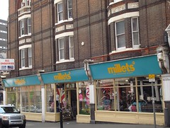 Picture of Millets, 50-54 High Street