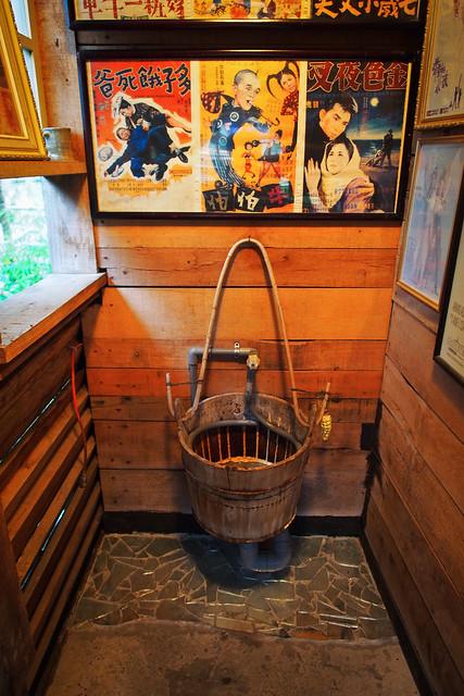 這是男廁小便池