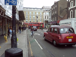Goodge St facing TCR
