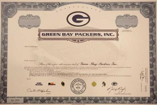PackersCertificate