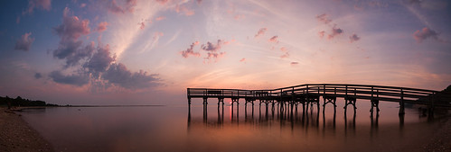 park morning sky panorama reflection water silhouette clouds sunrise dawn pier cpc chesapeake calvert chesapeakebay calvertcounty flagponds marylandcpccalvertcountybeachcalvertchesapeakechesapeakebaydawnflagpondsmorningparkpiersunrisewater