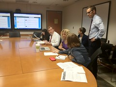 Deputy Director Markey Responds to Questions During a Twitter Q&A